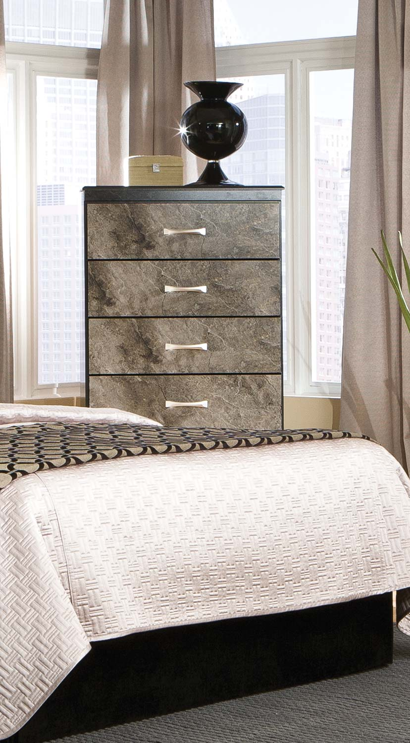 Kith Furniture Memphis Bedroom Set 240-Bed-Set at Homelement.com