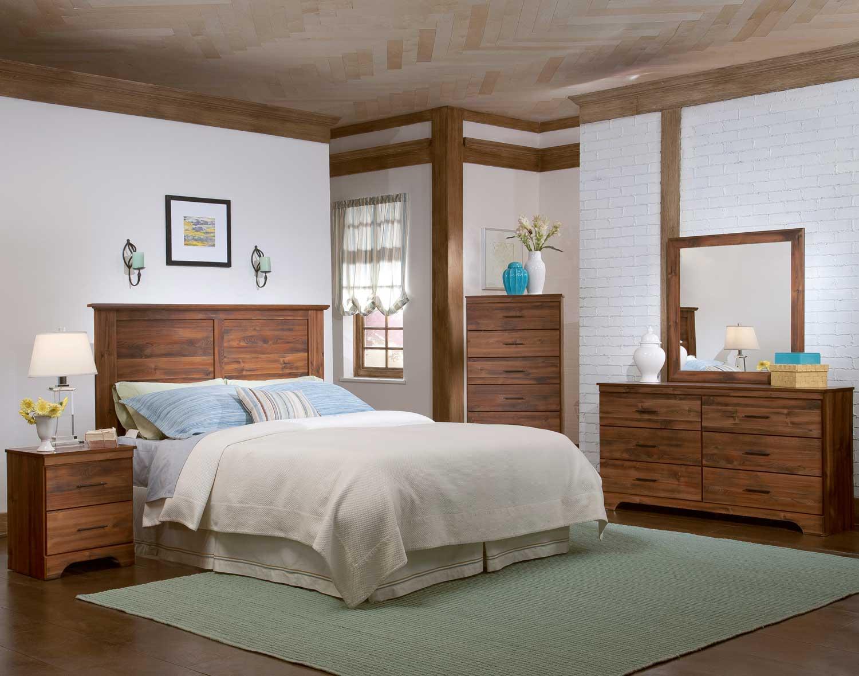 Kith Furniture Livingston Bedroom Set