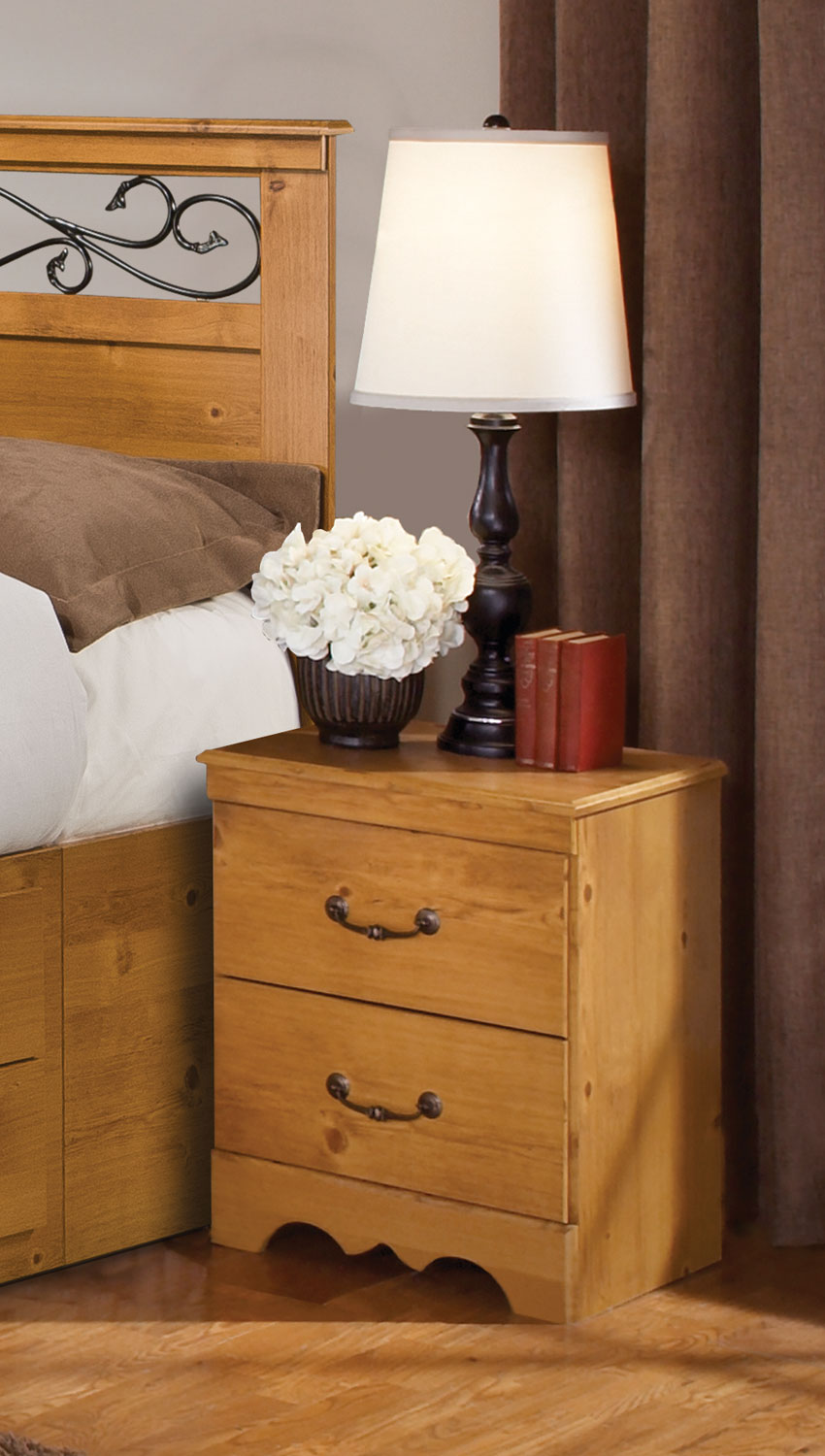 Kith Furniture Kenneth Creek Nightstand