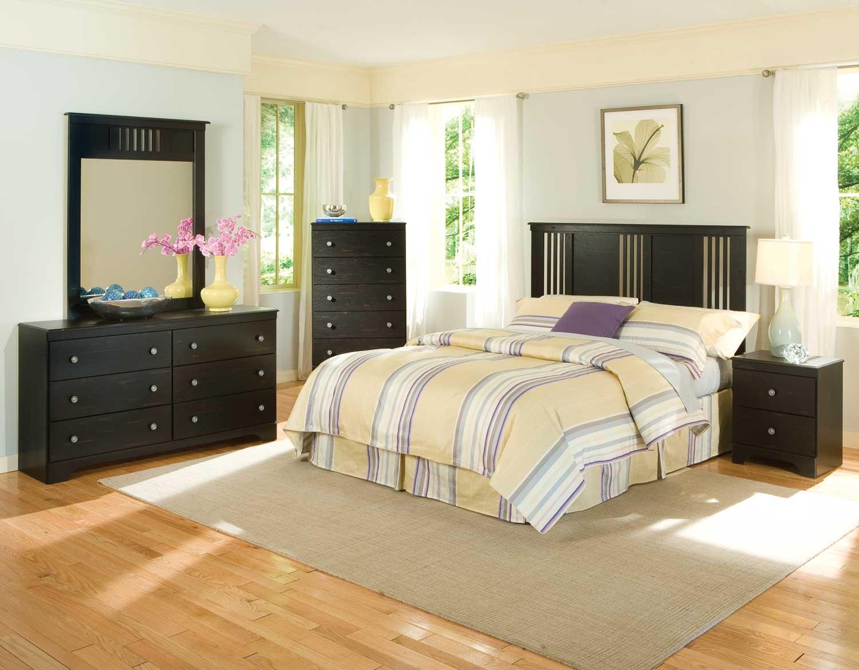 Kith Furniture Allen Bedroom Set