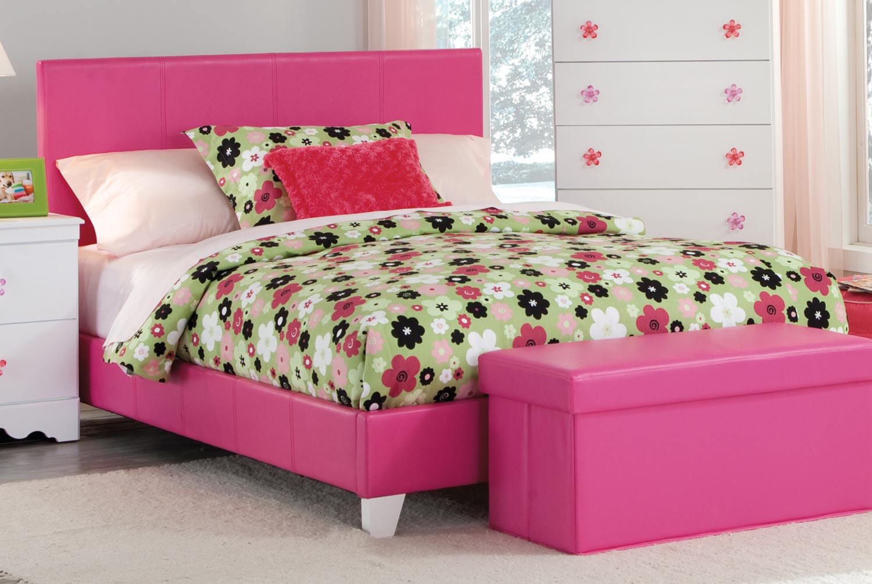 Kith Furniture Savannah Bed - Pink