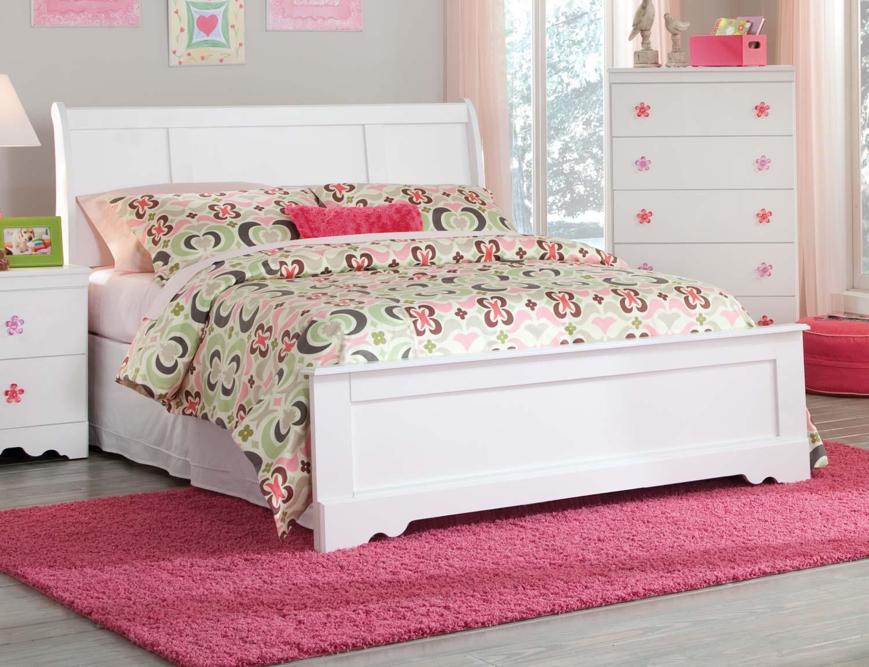 Kith Furniture Savannah Sleigh Bed