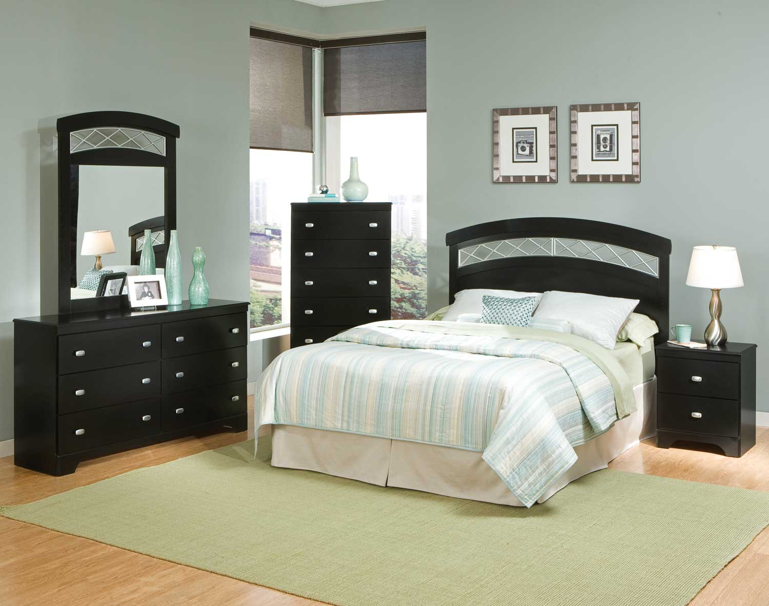 Kith Furniture Bradley Bedroom Set