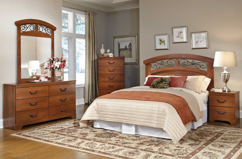 Kith Furniture Liberty Creek Bedroom Set