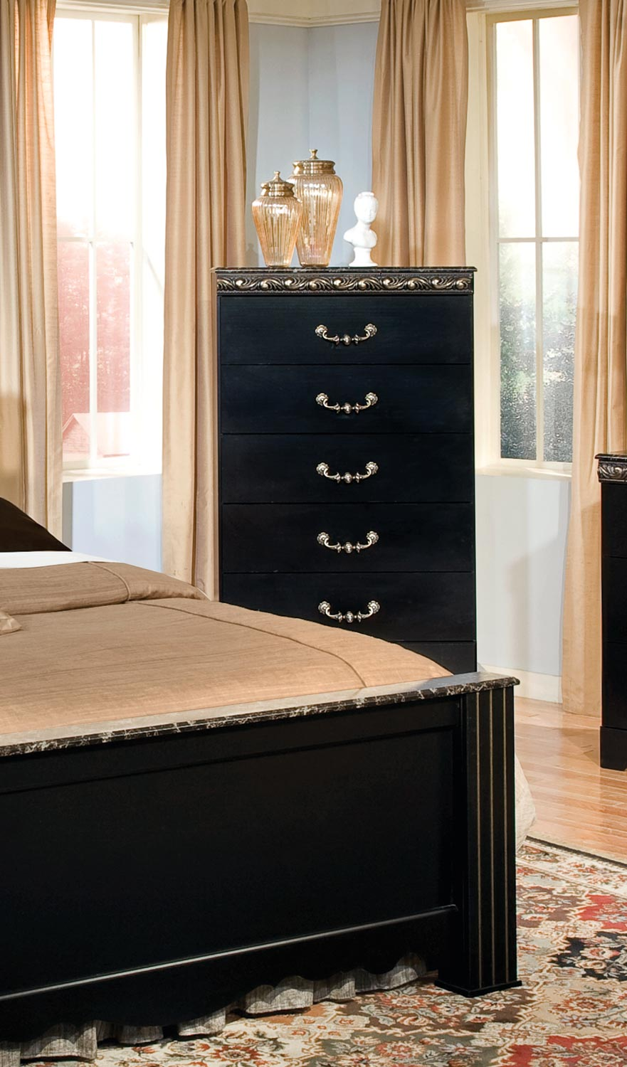 Kith Furniture Sheree 5 Drawer Chest