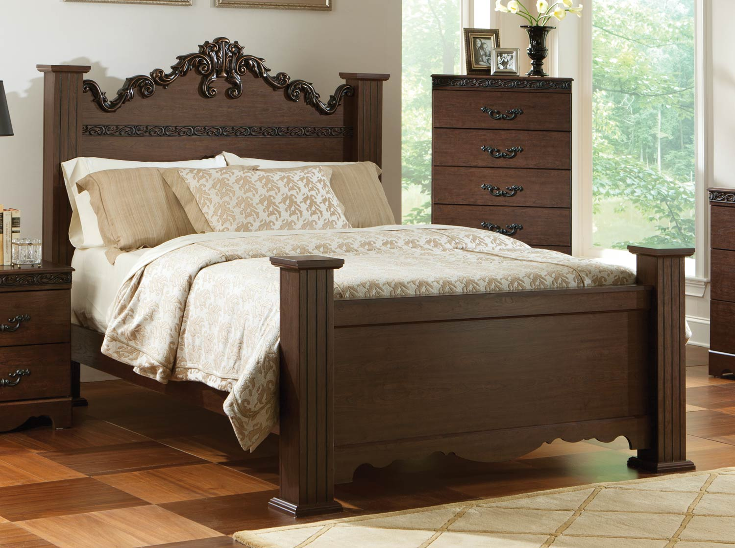 Kith Furniture Knollwood Poster Bed