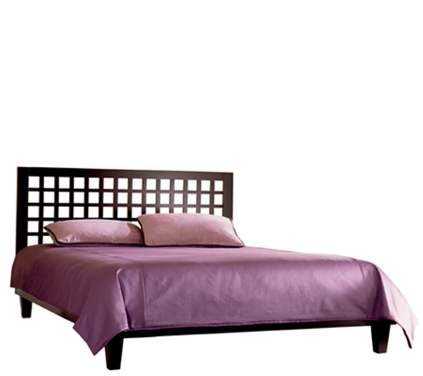 Fashion Bed Group Kyoto Bed in Black