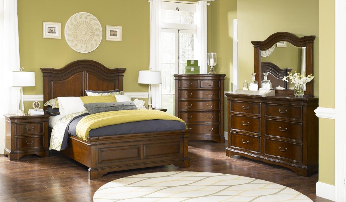 Legacy Classic Claremont Valley Panel Bedroom Set