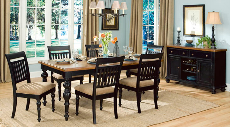 Legacy Classic Highland Hills Rectangular Dining Set
