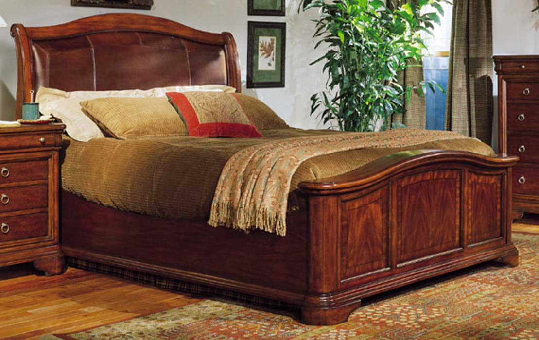 Legacy Classic Vintage Sleigh Bedroom Collection B200SLBed at