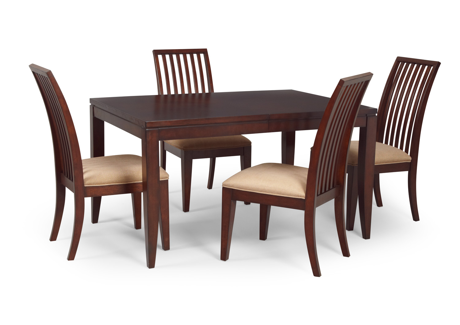 Legacy Classic Lawson 5 PC Dining Set - Medium Cherry