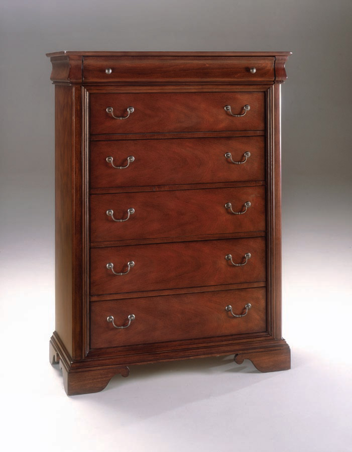 Legacy Classic Chateau Louis 6 Drawer Chest