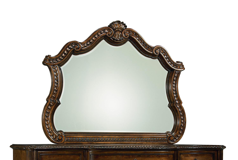 Legacy Classic Pemberleigh Panel Bedroom Set - Brandy ...