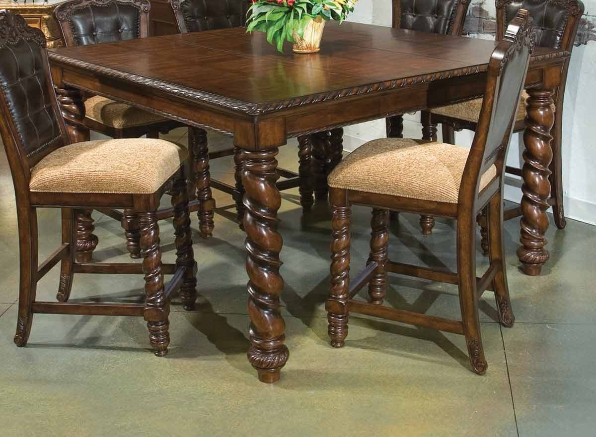 Dining Table Legacy Classic Conquistador Dining Table