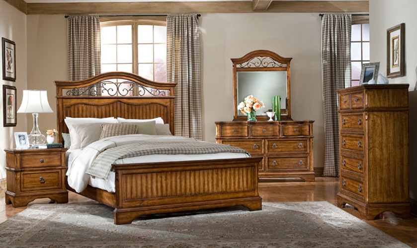 Legacy Classic Orleans Bedroom Set 632 Bedset At