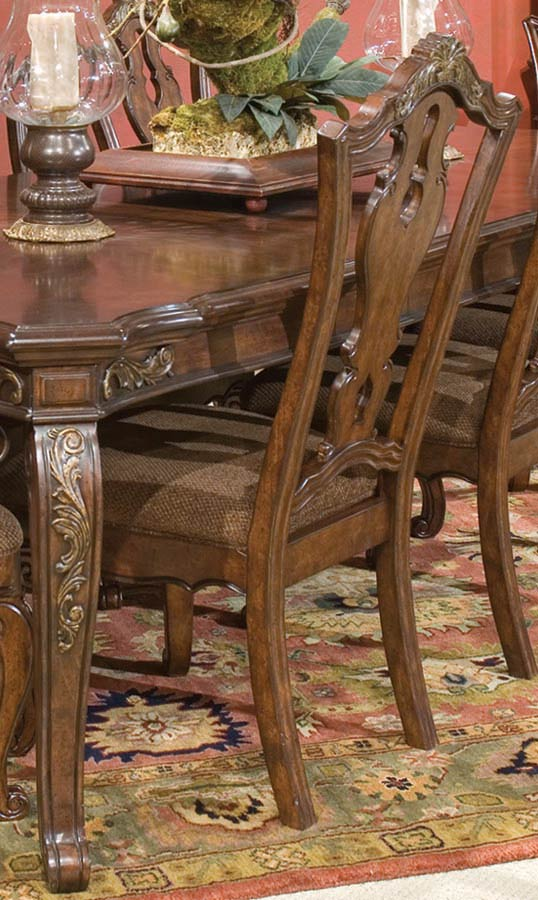 Legacy Classic Tuscan Manor Splat Back Side Chair
