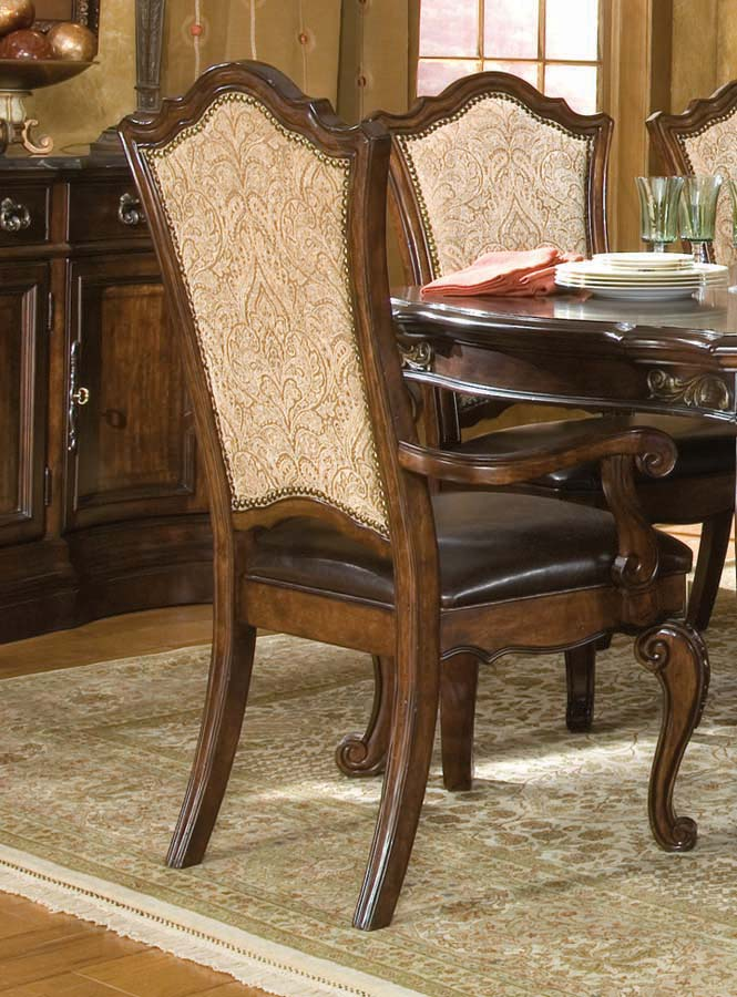 Legacy Classic Tuscan Manor Upholstered Arm Chair