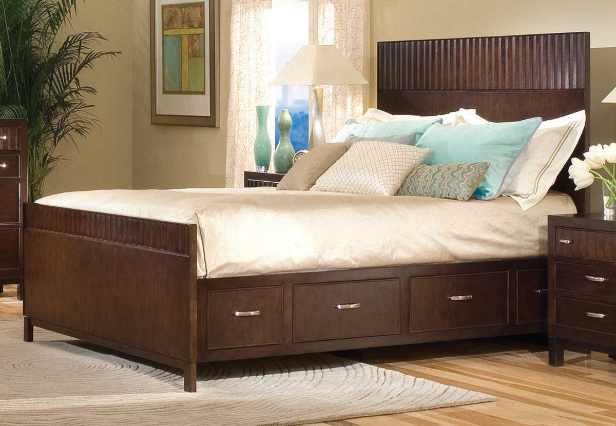 Legacy Classic Vista Panel Bed