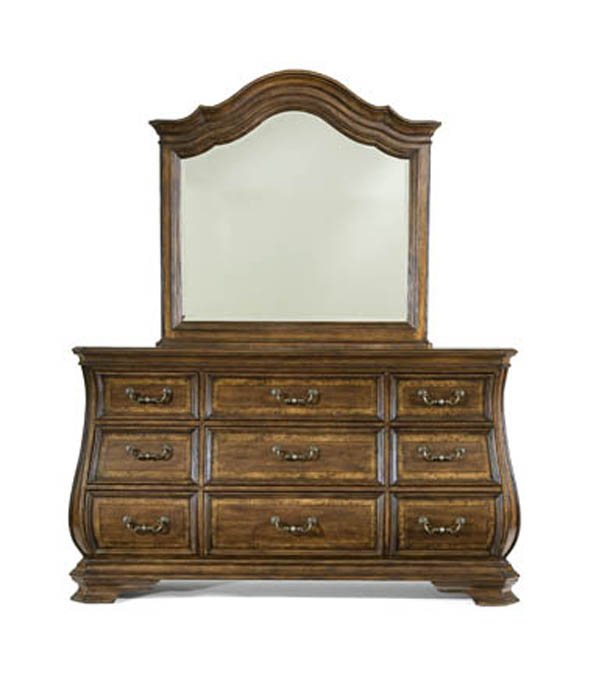 Legacy Classic Rochelle Dresser with Mirror