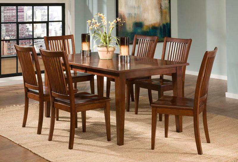 Legacy Classic Newbridge Rectangular Dining Set