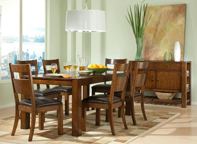 Legacy Classic Taos Rectangular Dining Set