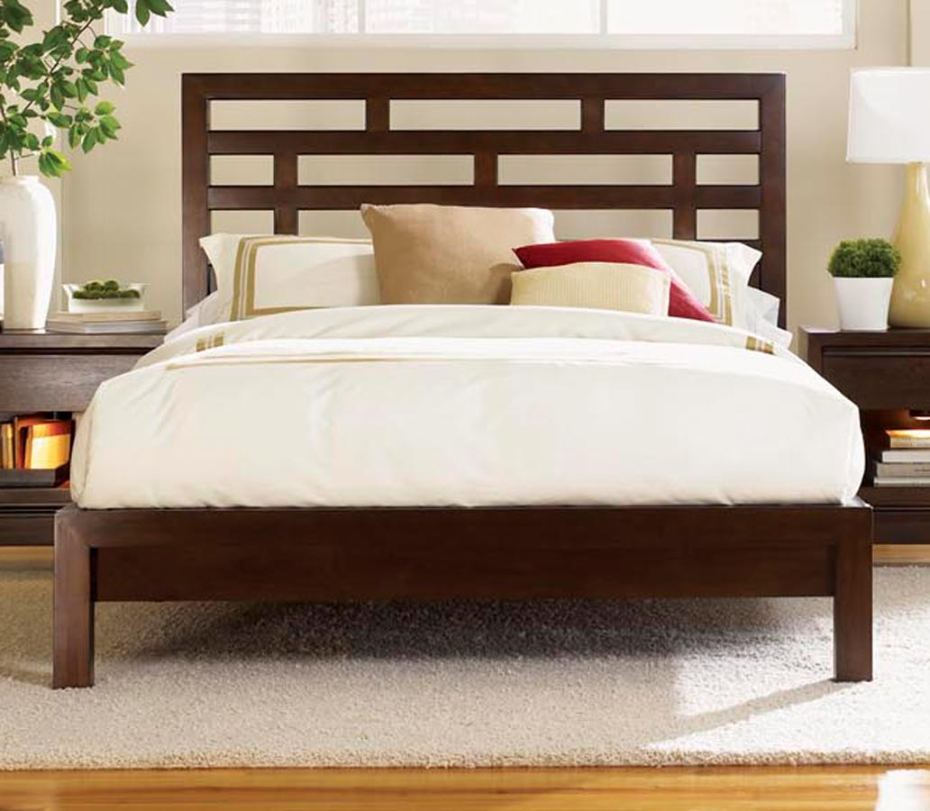 Legacy Classic Perspectives Grid Platform Bed