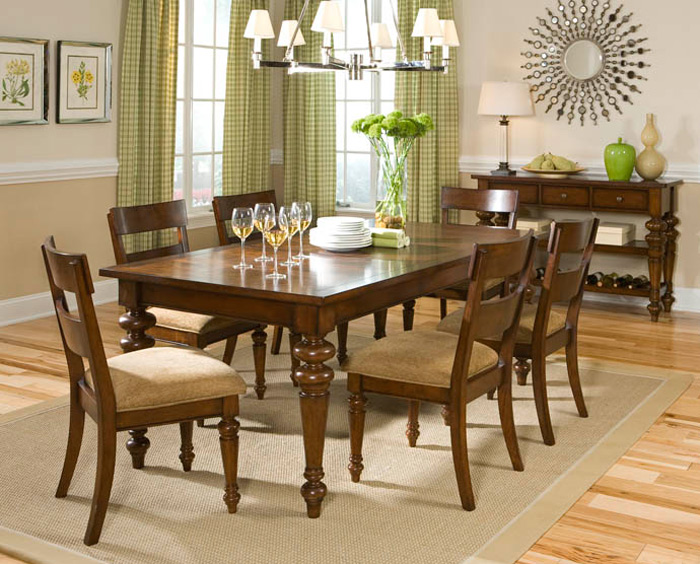 Legacy Classic Homestead Rectangular Dining Set
