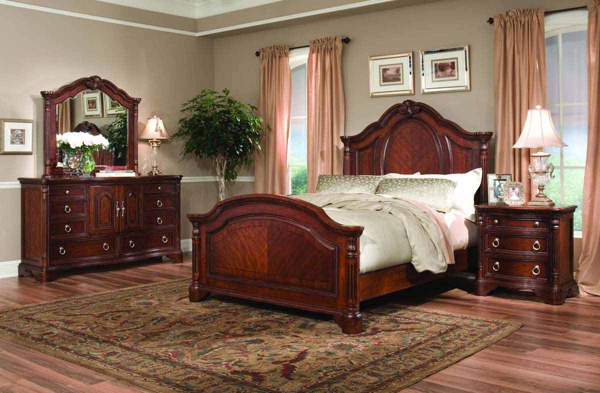 Legacy Classic Foxborough Panel Bedroom Collection