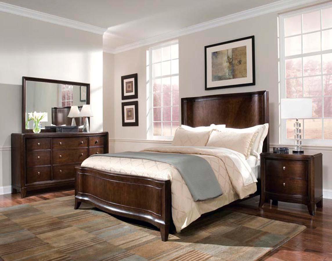 Legacy Classic Mercer Street Serpentine Platform Bedroom Collection