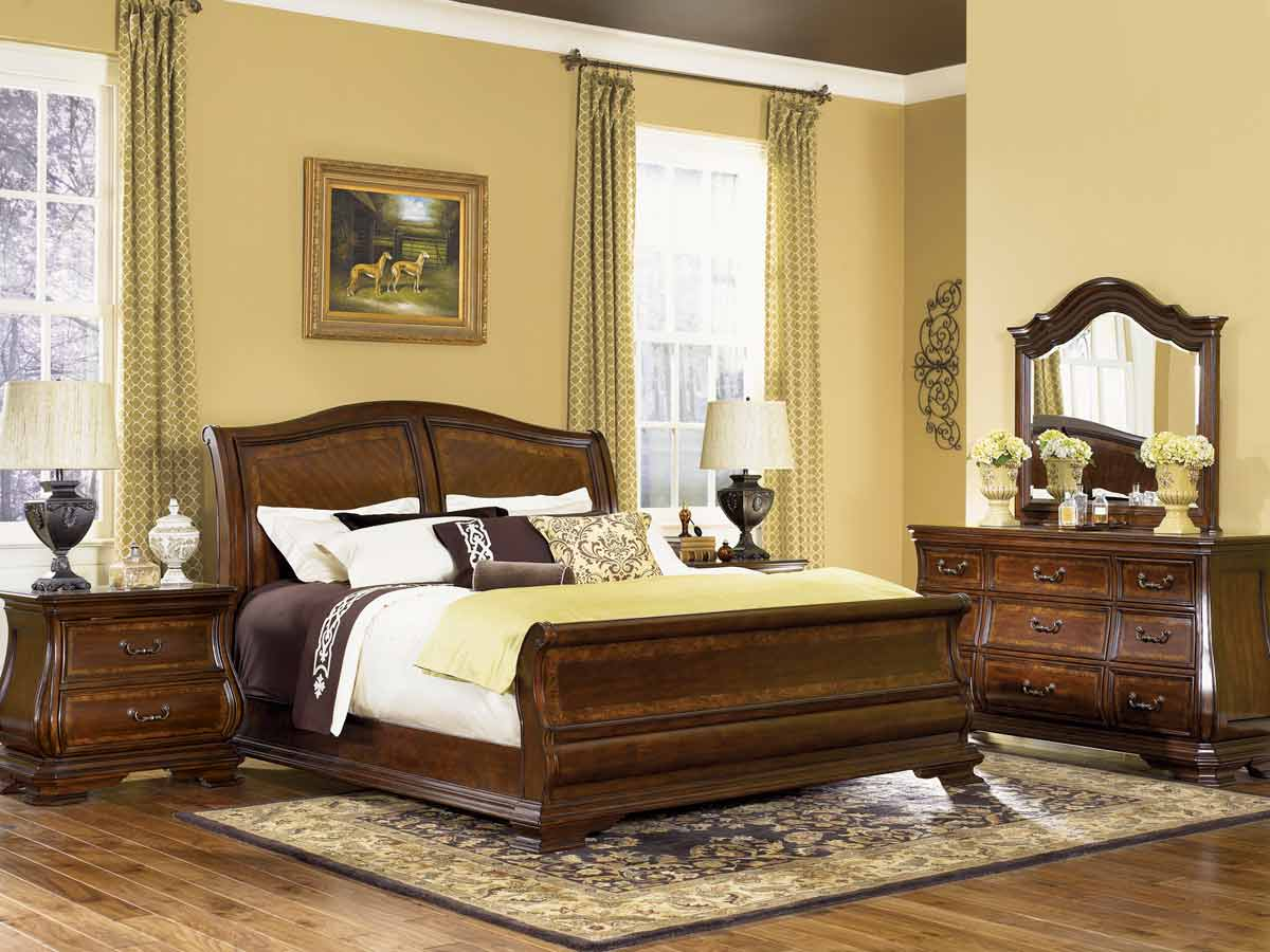 Legacy Classic Rochelle Sleigh Bedroom Collection