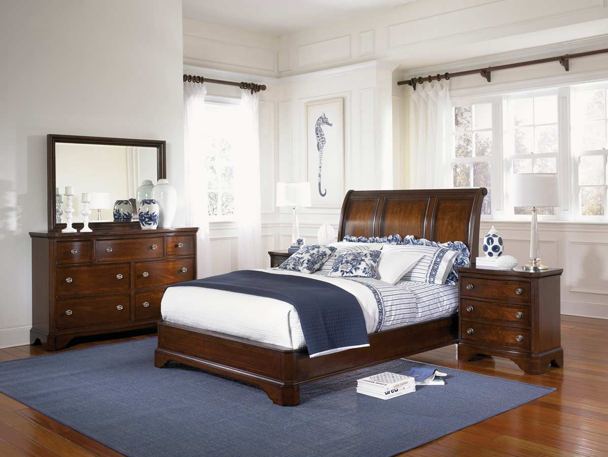 Legacy Classic American Traditions Platform Bedroom Collection