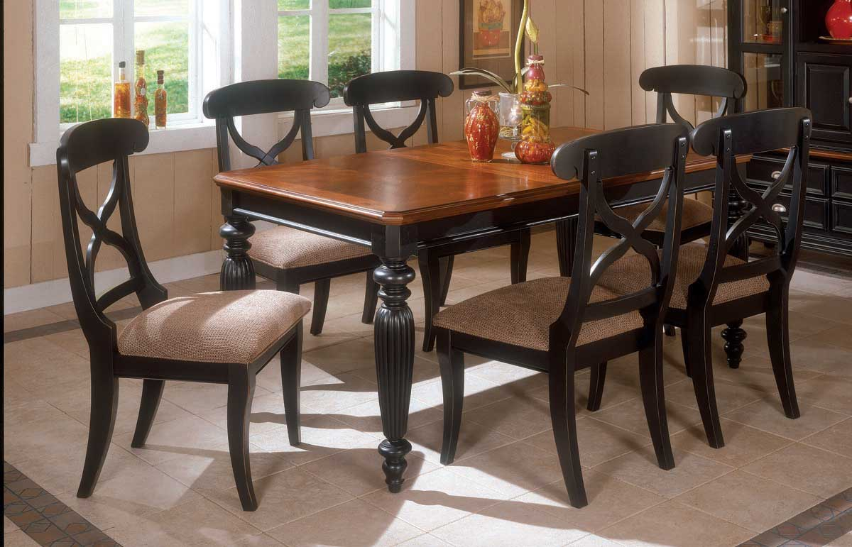Legacy Classic M Creek Rectangular Leg Extension Dining Collection