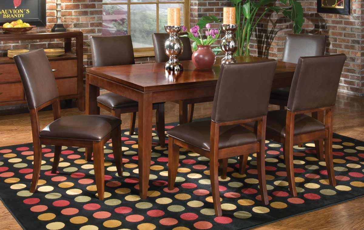 Legacy Classic Vogue Casual Leg Dining Collection with Dinette Chair