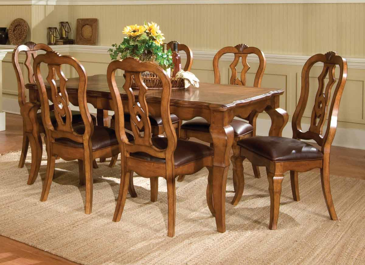 Legacy Classic Orleans Rectangular Dinette Dining Collection