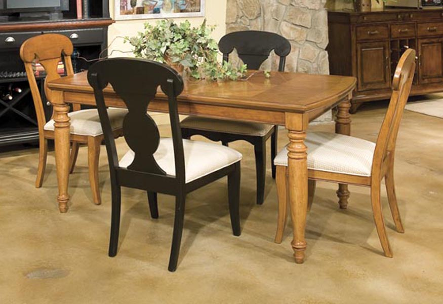 Legacy Classic Dining a la Carte Rectangular Leg Extension Dining Collection
