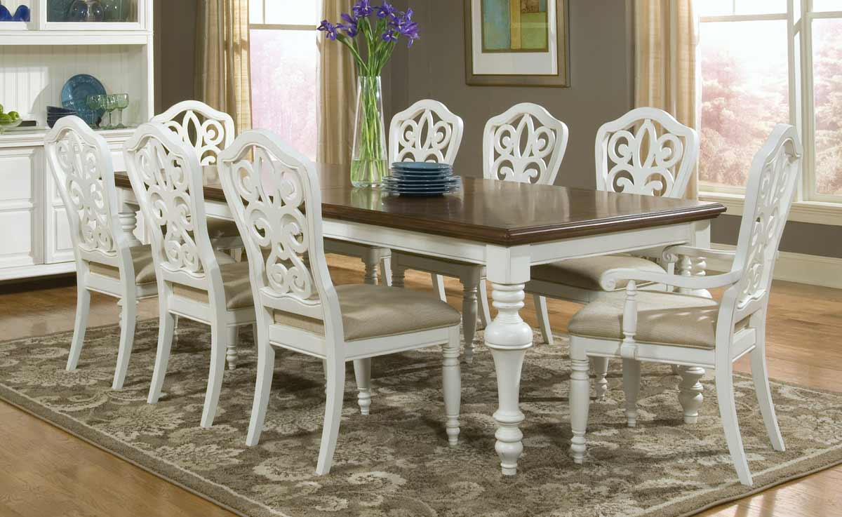 Legacy Classic South Hampton Leg Extension Dining Collection