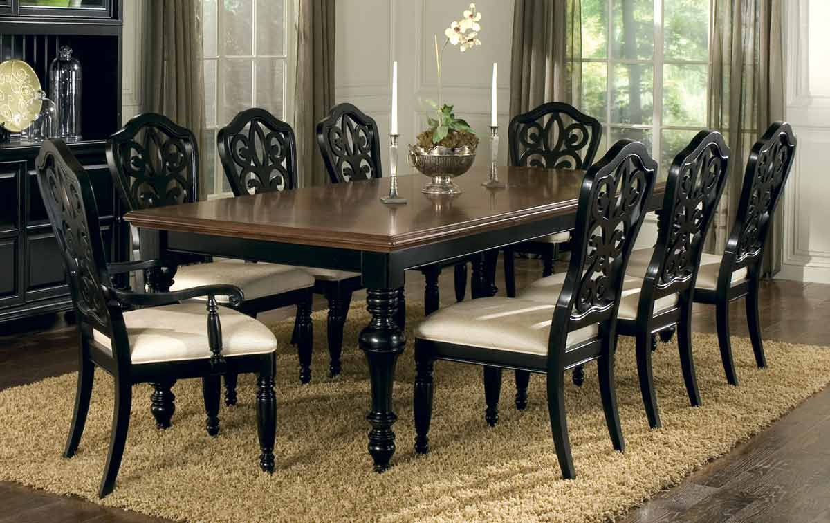 Legacy Classic North Hampton Leg Extension Dining Collection