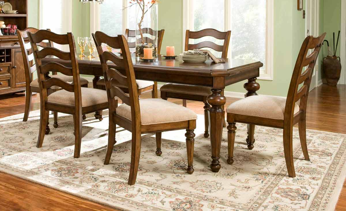 Legacy Classic Manor House Leg Dining Collection