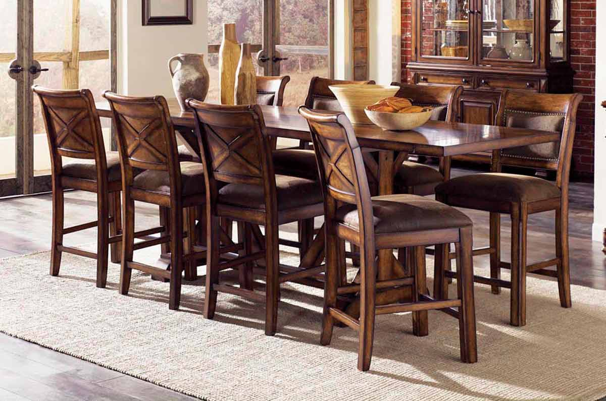 Legacy Classic Larkspur High Dining Collection