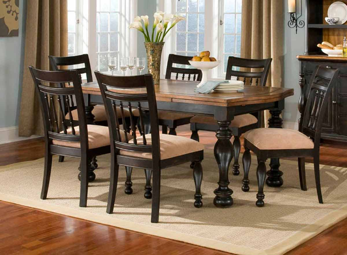 Legacy Classic Banister Rectangular Refectory Dining Collection