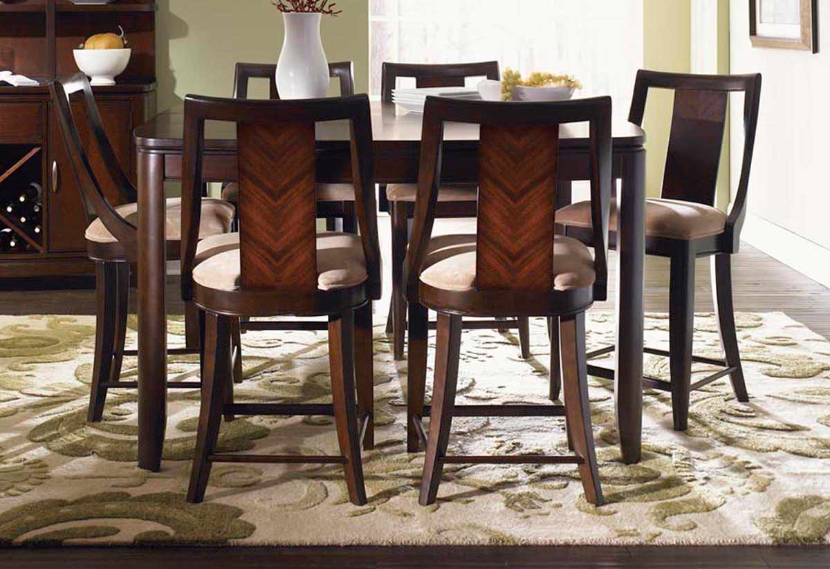 Legacy Classic Boulevard Leg High Dining Collection