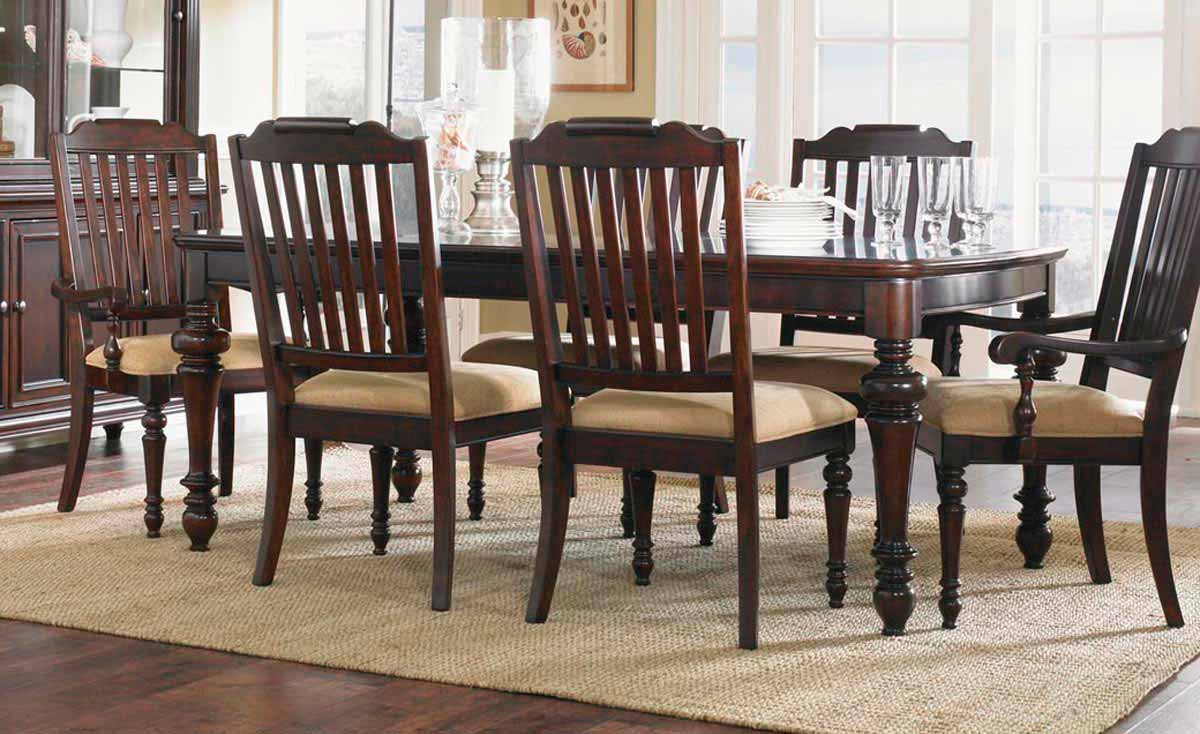 Legacy Classic Chestnut Hill Rectangular Leg Dining Collection