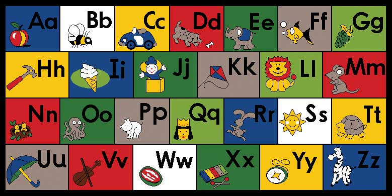 Learning Carpets Learn The ABC