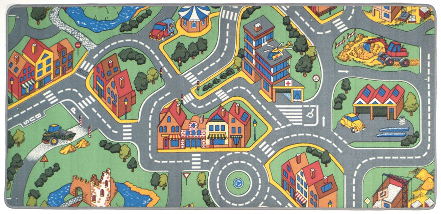 Learning Carpets My Neighborhood