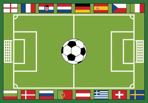 Learning Carpets Soccer