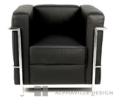 Corbusier Petit Chair-Alphaville