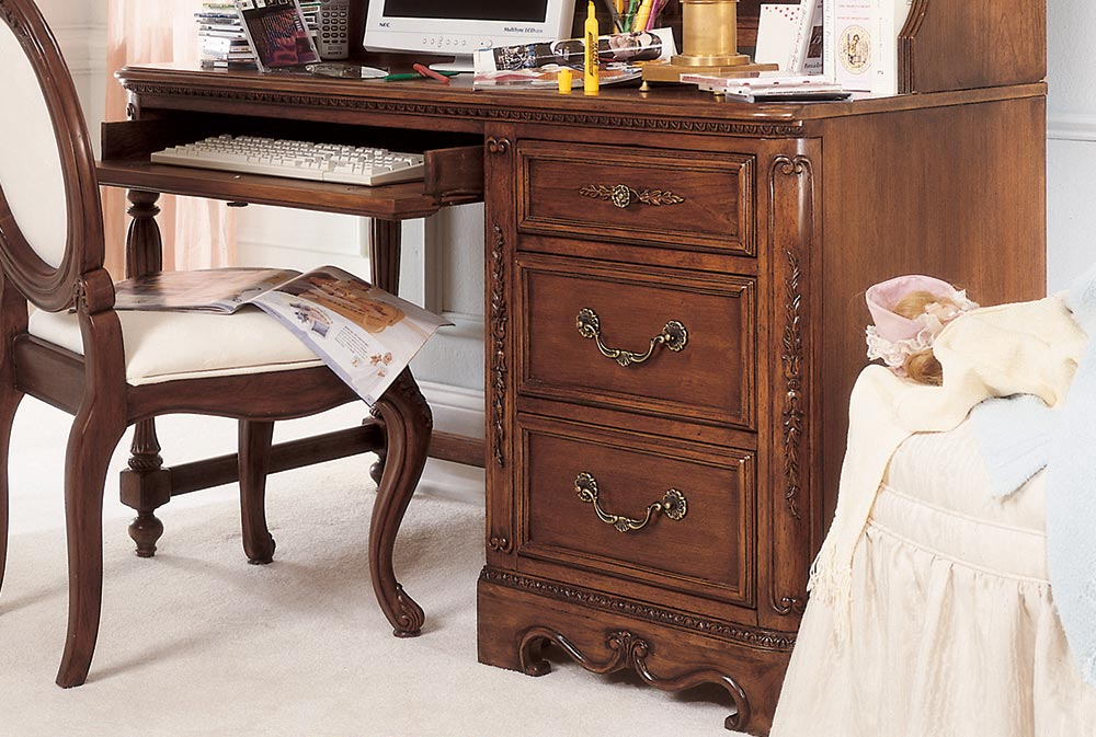 Jessica McClintock Heirloom Computer Desk-Lea Furniture