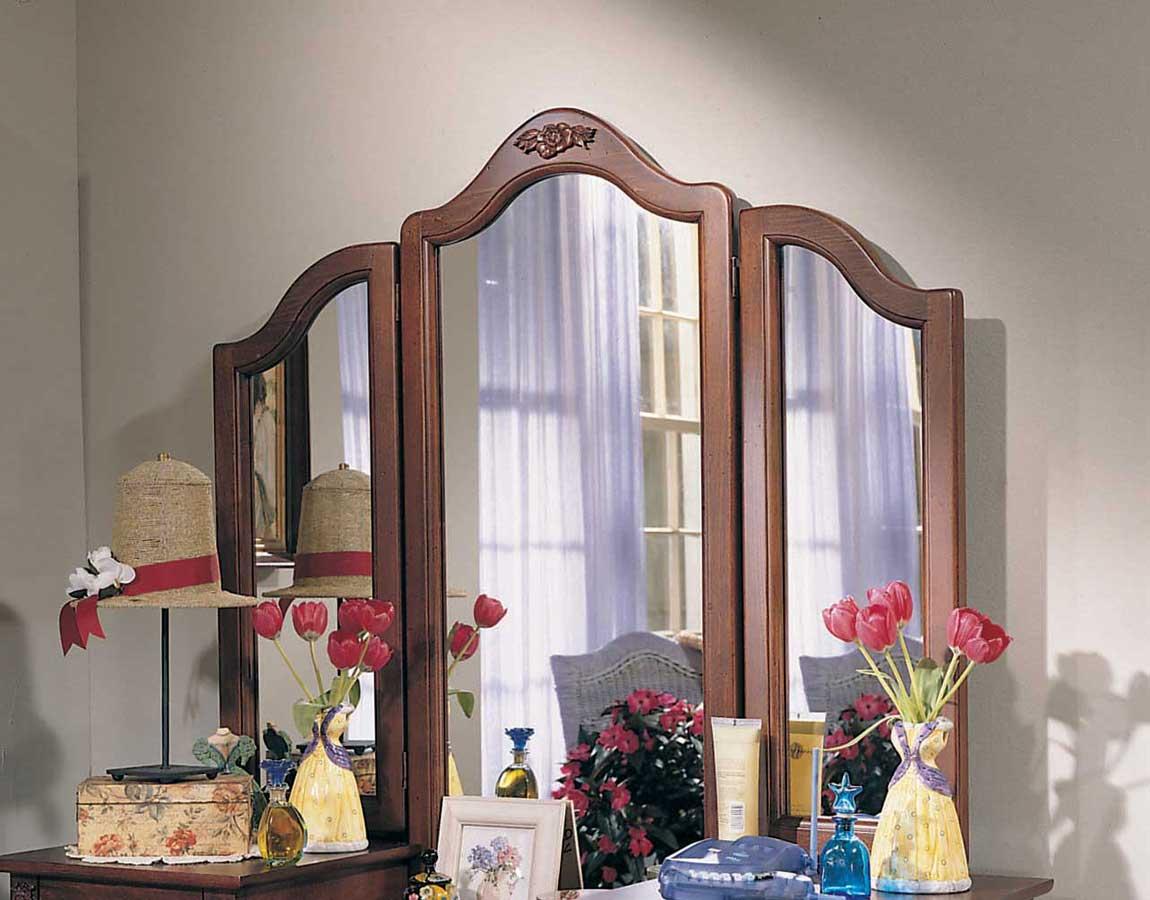 Lea Antique Treasures Vanity Wing Mirror Furniture 016