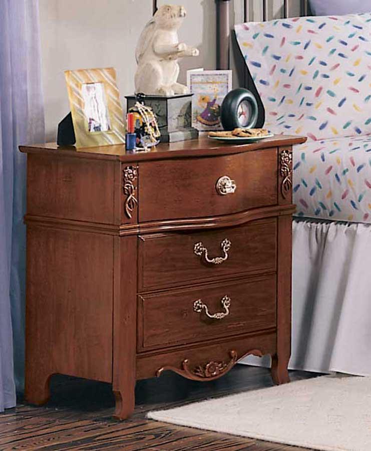 Lea Antique Treasures Sleigh Bedroom Collection- Furniture 016-9X6R ...