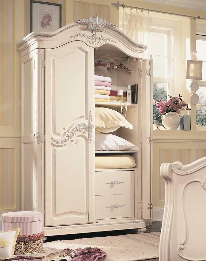 Lea Jessica Mcclintock Romance Armoire Furniture